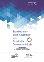 Transboundary Water Cooperation and the SDGs